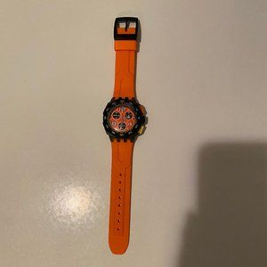 Swatch The Originals SUIM400 Sun Down watch